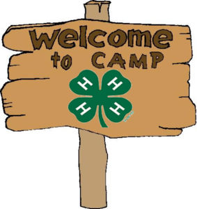 Cover photo for 4-H Summer Camps 2018!