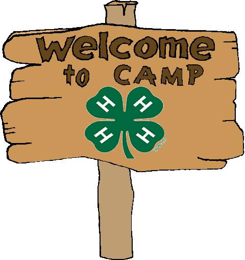 camp sign graphic