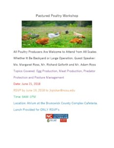 Cover photo for Pastured Poultry Workshop