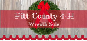 Cover photo for Pitt County 4-H Wreath Sale 2018