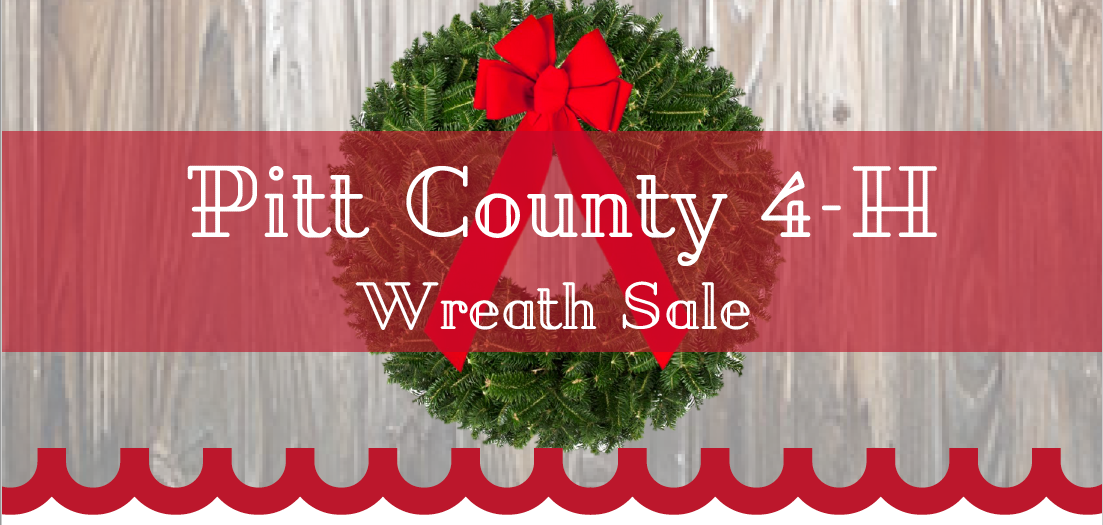 Wreath Sale flyer image