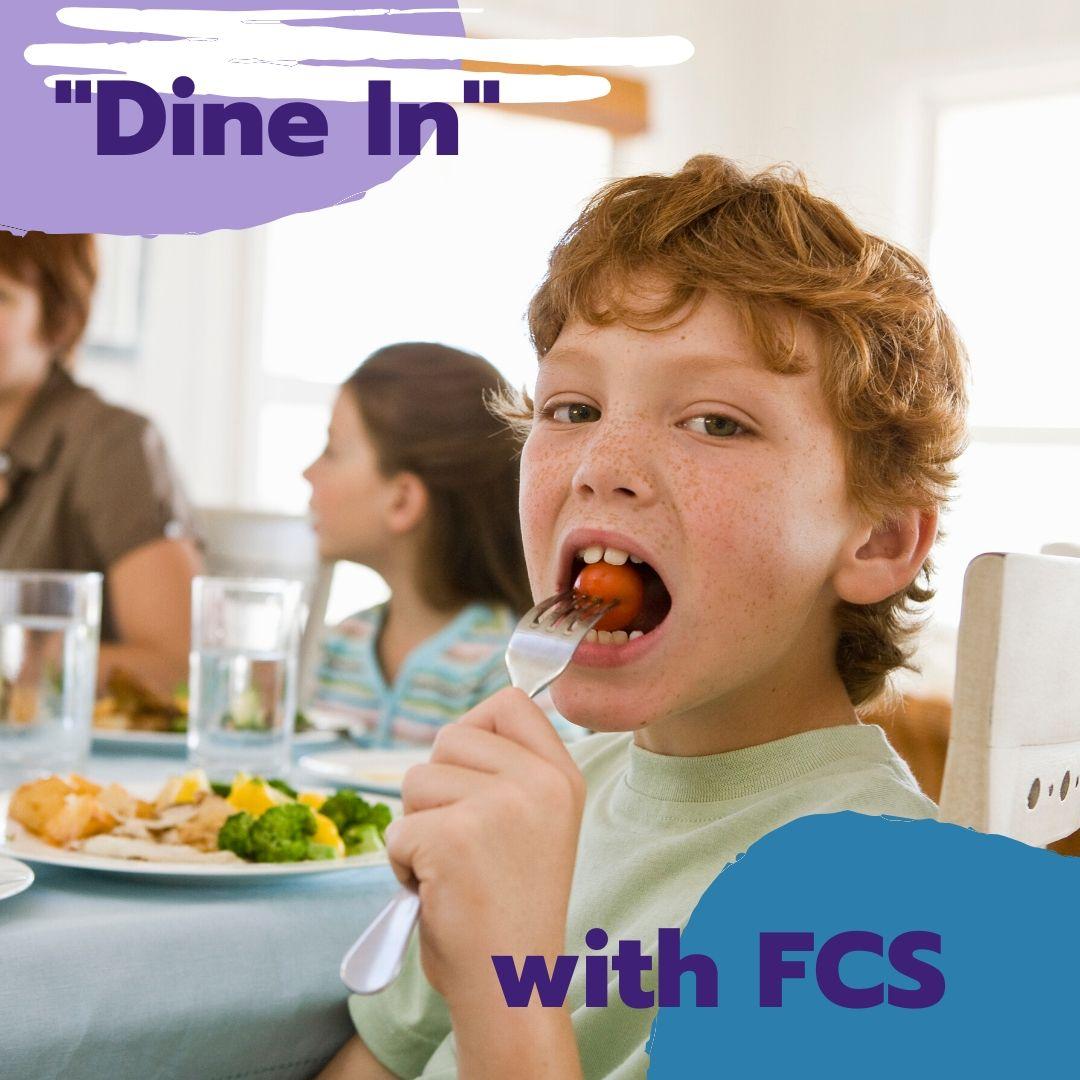 Dine In logo image