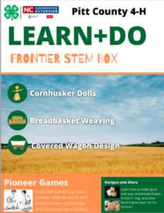 Cover photo for Frontier Living STEM Kit