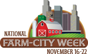 Cover photo for National Farm-City Week 2020