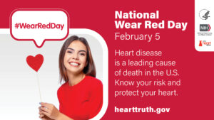 Cover photo for ♥ Happy National Heart Month ♥